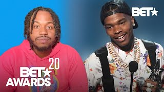 Lil Baby's Producer Quay Global Talks Creating Lil Baby's Sound & Producing His Hits | BET Awards 20
