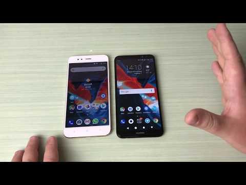 Foto Xiaomi Mi A1 vs Huawei Mate 10 Lite, quale scegliere?