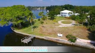 347 & 349  River Rd in Tequesta, Florida @ Tequesta Country Club