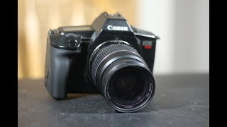 Canon EOS 620 Review