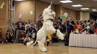 BLFC 2014 Fursuit Dance Competition Highlight Reel