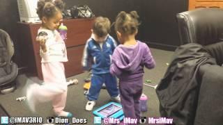 #DailyDose Ep.82 - DADDYS WEIRD! | #G1GB