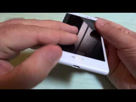 Huawei Ascend P7, unboxing e prime impressioni