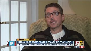 700 WLW host Scott Sloan recovers from ICU scare