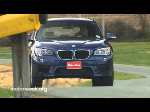 Road Test: 2013 BMW X1