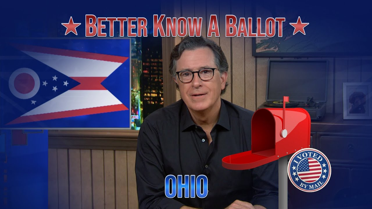 "Ohio, Confused About Voting In The 2020 Election? ""Better Know A Ballot"" Is Here To Help! thumbnail"