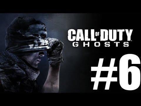 Прохождение Call of Duty Ghosts Часть 6