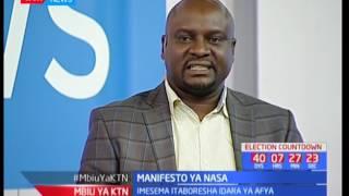 Mbiu ya KTN: Manifesto ya NASA