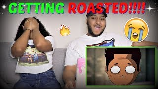 "Young Don The Sauce God ""Getting ROASTED In HIGH SCHOOL!! (Animated Story)"" REACTION!!!"