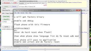 How To Remove Frp On Samsung A310f 6 0 1 By Saras Ufst