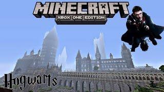 Episode 8: Minecraft World Tours (Hogwarts)
