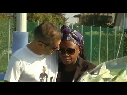 Preview video A un mese dalla scomparsa i compagni e la Società ricordano Borel Danchio