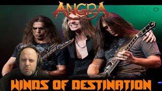 Jerkturtle Reacts: Angra- Winds of Destination