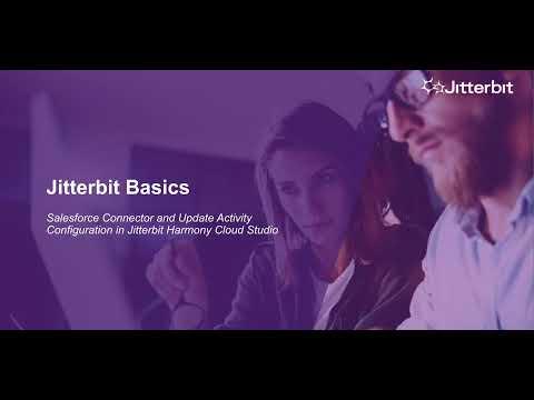 Jitterbit University - Salesforce Update Activity