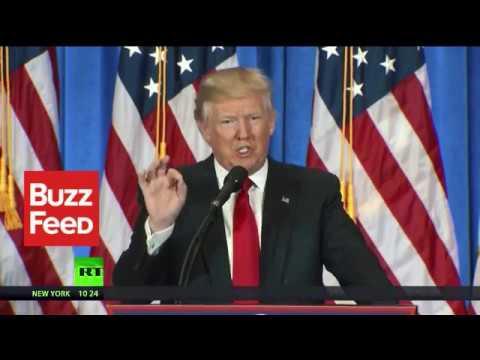 Trump announces his 'Fake News Awards'