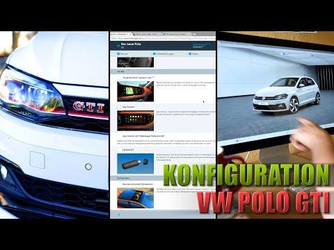 VW POLO GTI - Konfigurationsempfehlung | Versicherung | Reifen | Steuer