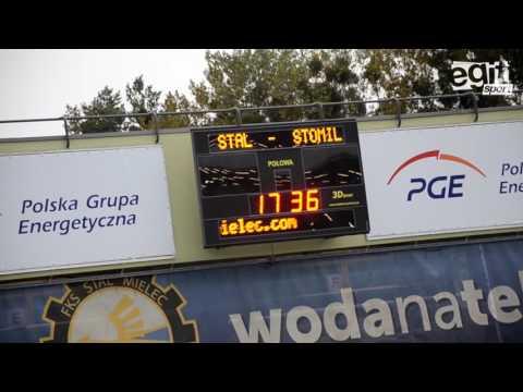 Kulisy meczu Stal Mielec - Stomil Olsztyn