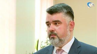К работе приступил новый заместитель губернатора области Тимофей Гусев