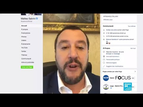 The Salvini effect: what''s behind Matteo Salvini''s popularity?