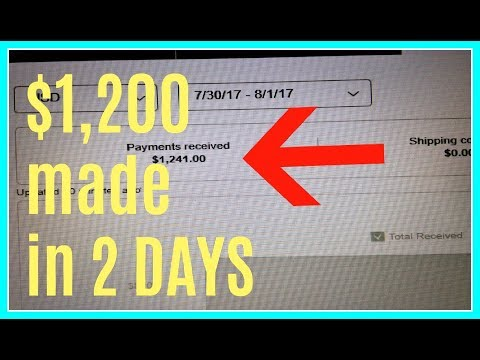 Best Ways To Make Money Online Fast 2017 & 2018 – Make $500 Per Day Online