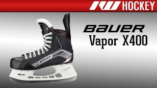 Bauer Vapor X400 Ice Hockey Skate Review