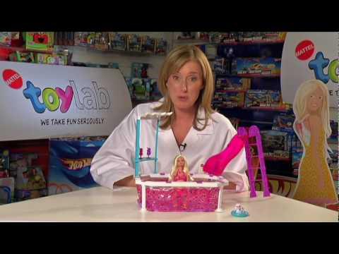 Barbie Glam Pool from Mattel's ToyLab.com.au
