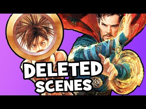 Doctor Strange DELETED SCENES, Easter Eggs & Rejected Concepts | MTW