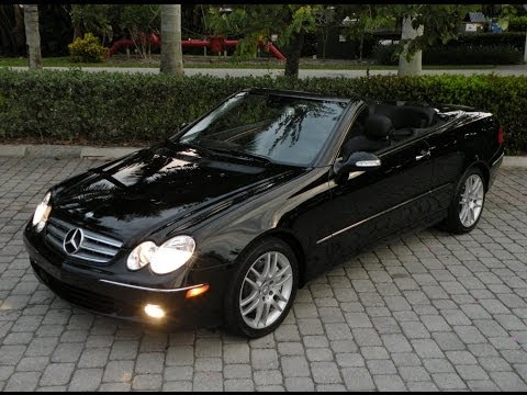 2009 Mercedes-Benz CLK-Class CLK350 Fort Myers Florida - for