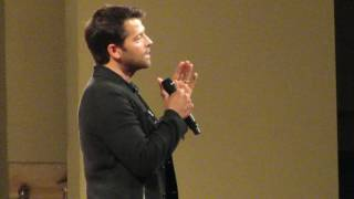 Misha Collins - Boxers or Briefs? (MinnCon 2016)