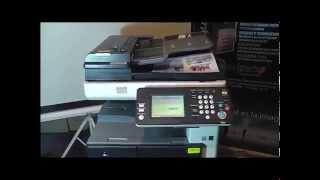 [Tutorial] Aprendiendo a Copiar, Básico en las Fotocopiadoras bizhub 200, 250, 350, 222, 282, 362