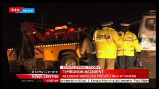 Just In; another injured passenger succumbs raising death toll to six in Timboroa Accident