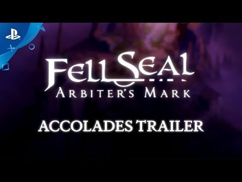 Trailer de Fell Seal: Arbiter's Mark
