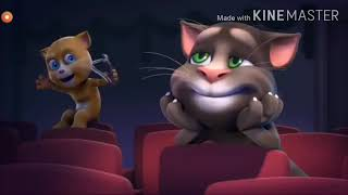 Undipo cover song talking tom and angela