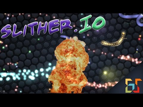 Slither.io | Plays | ne Ne NE!