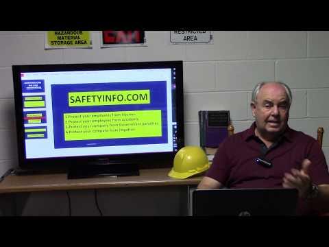 OSHA HSE - Health Safety Environmental Explained - YouTube