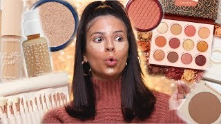 I USED A FULL FACE FACE OF MY COLOURPOP HOLY GRAIL MAKEUP