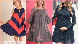 Beautiful Style Of Chiffon Maternity Dresses Styles And Ideas