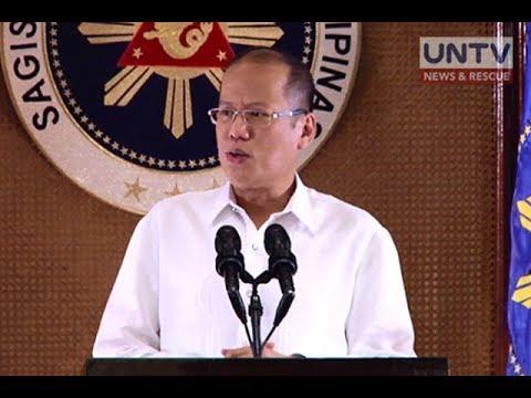 Pagbasa ng sakdal laban kay dating Pres. Aquino, hindi natuloy
