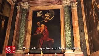 A Rome, l'église St Louis des Français fête ses 500 ans.