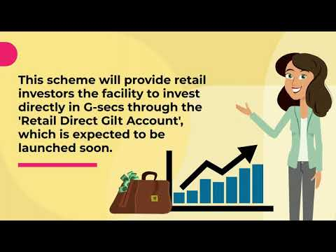 All You Need To Know About RBI's Retail Direct Gilt Account