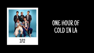 One Hour Why Don't We Cold in LA