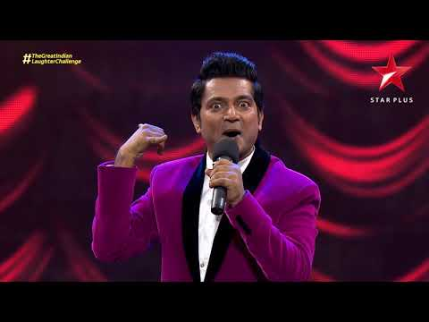 The Great Indian Laughter Challenge | Navin Prabhakar's Act