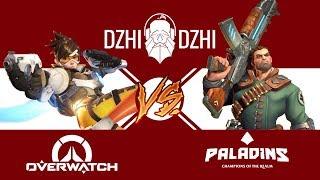 Overwatch vs Paladins | Картавый Versus #2