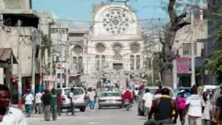 Cathédrale Notre Dame de Port au Prince 2010