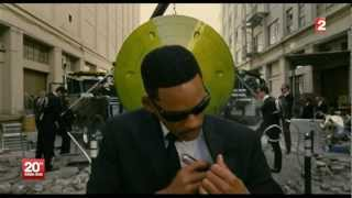 Men In Black 3 - Interview Will Smith