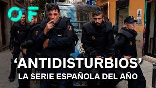 'ANTIDISTURBIOS': las claves de una OBRA MAESTRA de la televisión española