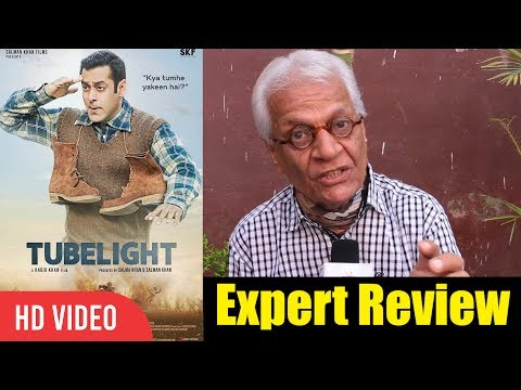 Lalu Makhija Expert Review On Tubelight | Salman Khan, Sohail Khan, Kabir Khan | Tubelight Review