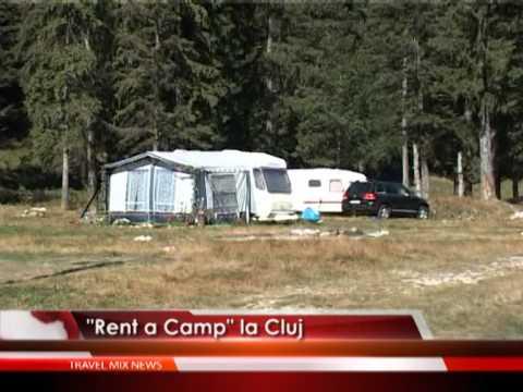 """Rent a Camp"" la Cluj"