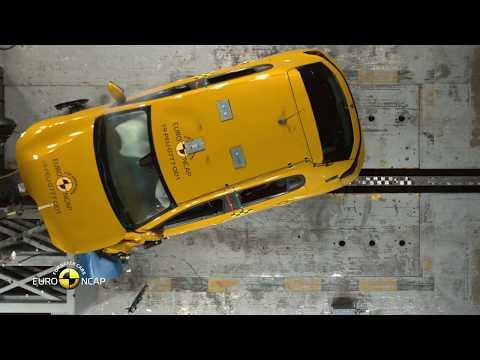 NCAP: Peugeot 208