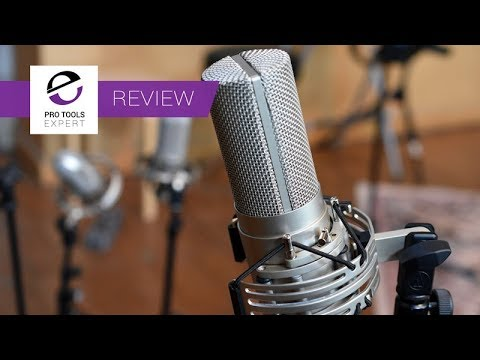 Pro Tools Expert - Audio Technica 5047 review (Real World Studios session)